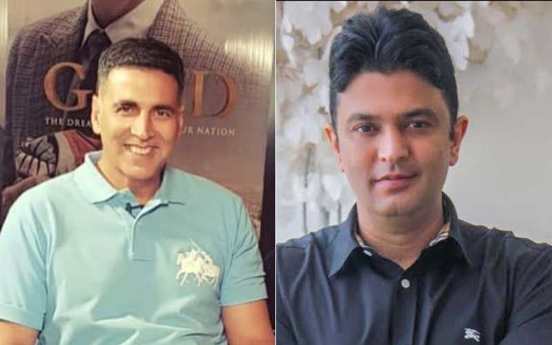 "Akshay Kumar-Bhushan Kumar Rift Over: Duo Is ""Planning A Film Together,"" Confirms The Actor"