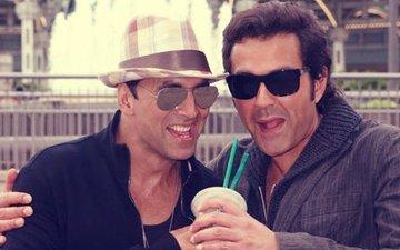हाउसफुल4: सलमान खान के बाद अब अक्षय कुमार के साथ स्क्रीन शेयर करेंगे बॉबी देओल