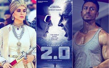 Akshay-Rajinikanth's 2.0 To Release On April 27, 2018; Will Clash With Kangana's Manikarnika & Tiger's Baaghi 2