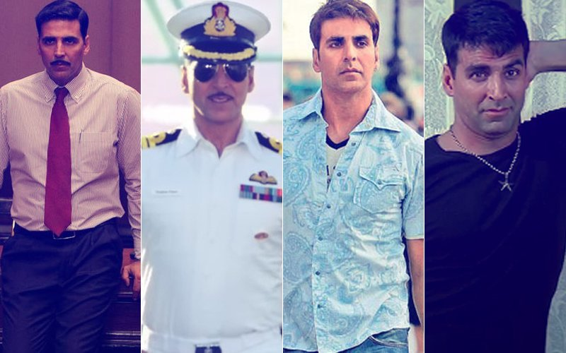 Birthday Special: 10 Unforgettable Roles Of Bollywood's Bankable Superstar Akshay Kumar