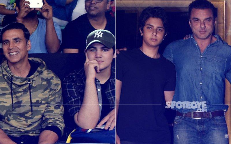 Akshay Kumar's Aarav & Sohail Khan's Nirvaan Party All Night