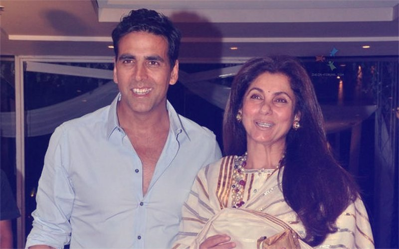 Akshay Kumar & Dimple Kapadia Will Reunite On-Screen With This Film...