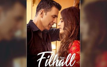 Akshay Kumar And Nupur Sanon Sizzling Chemistry In B Praak's Song 'Filhall' Teaser Is Unmissable