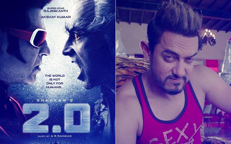 Rajinikanth-Akshay's 2.0 Vs Aamir's Secret Superstar Clash Averted