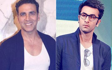 Akshay Kumar Offers Hygiene Tips To Ranbir Kapoor At The Launch Of Toilet: Ek Prem Katha's Mini Trailers