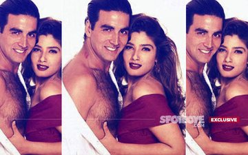 Will Raveena Tandon & Akshay Kumar Put Their Bitter Break-Up Behind For A TV Reunion?