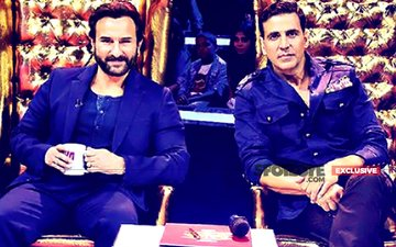 I Want To Get Into A Successful Zone Like Akshay Kumar, Says Saif Ali Khan