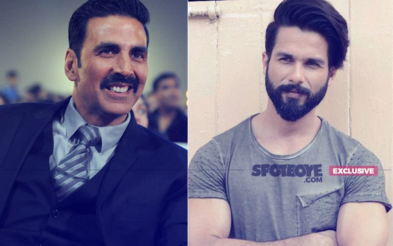 Like Akshay Kumar, Shahid Kapoor Will Now Spread A Social Message. Guess What?