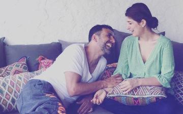 Akshay Kumar Mocks Twinkle Khanna's Acting Skills, Here's What The Actress Says...