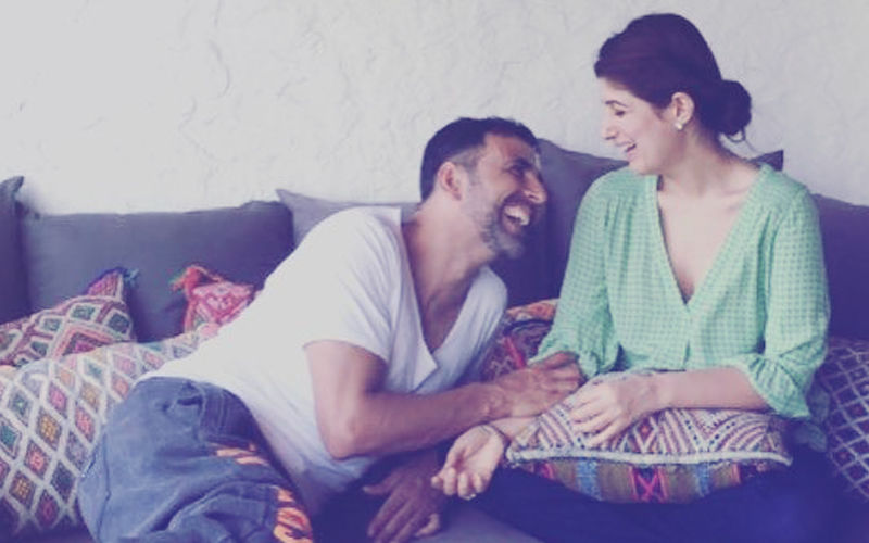 Akshay Kumar Mocks Twinkle Khanna's Acting Skills, Here's What The Actress Says...