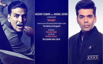 Akshay Kumar & Karan Johar's Battle Of Saragarhi Film Gets A Name - Kesari