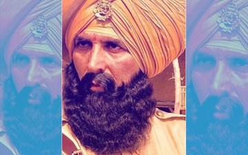 KESARI FIRST LOOK: Akshay Kumar's FIERCE Eyes See Through You
