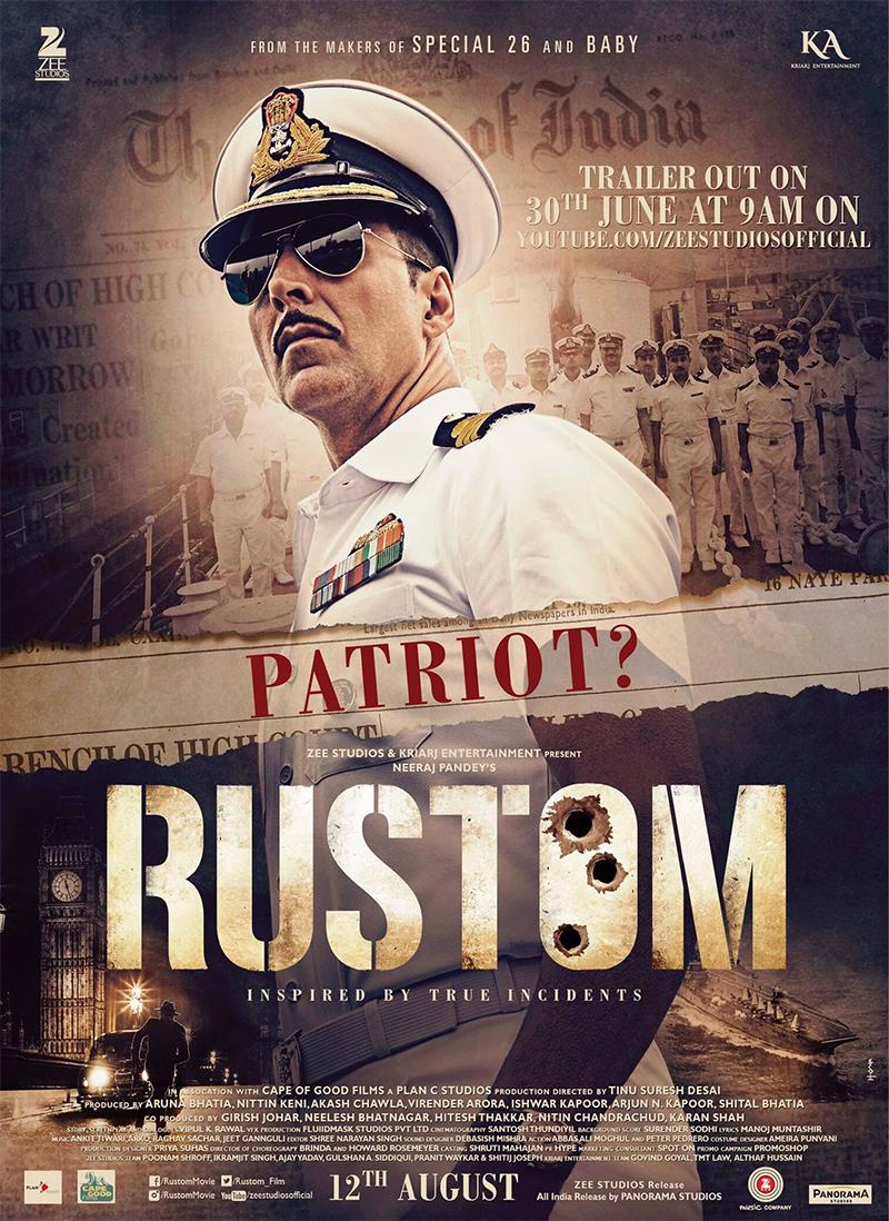 akshay kumar movie rustom