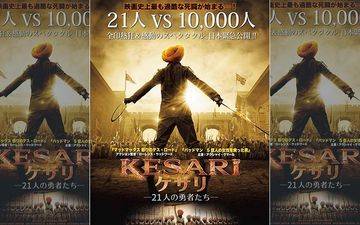 Akshay Kumar-Parineeti Chopra Starrer Kesari To Release In Japan
