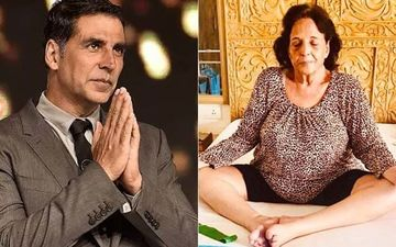 Akshay Kumar's 75-Year-Old Mother Performing Yoga Is All The Inspiration You Need On International Yoga Day
