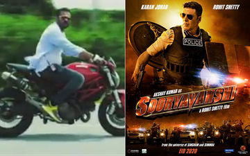 Akshay Kumar's Bangkok Bike Stunt In Sooryavanshi: Rohit Shetty Gives A Sneak Peek!