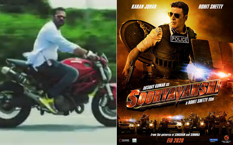 Akshay Kumar's Bangkok Bike Stunt In Sooryavanshi: Rohit Shetty Gives A Sneak Peek!