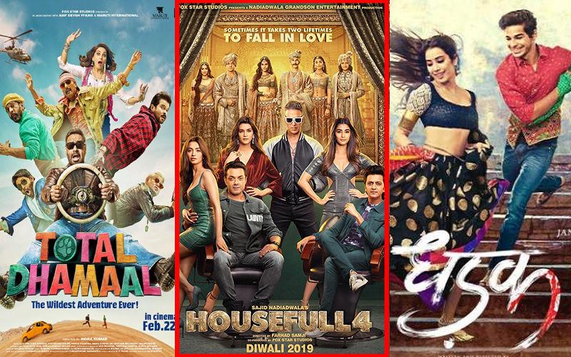 Akshay Kumar's Housefull 4 Beats Total Dhamaal And Dhadak On National Television