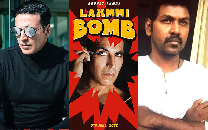 "Akshay Kumar's Laxmmi Bomb Director, Raghav Lawrence QUITS Film; Says, ""I Feel Disrespected"""