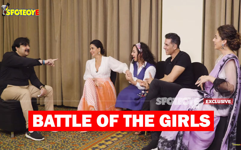 Akshay Kumar's Life In A Quiz: Taapsee Pannu, Kirti Kulhari And Nithya Menen Fight To Win