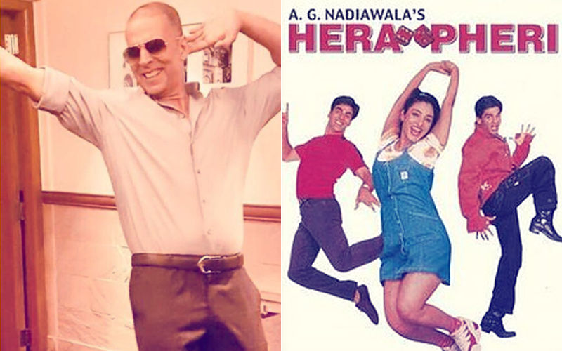 Akshay Kumar Confirms Being A Part Of Hera Pheri 3- Watch Video
