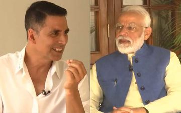 "Akshay Kumar's Surprise: A ""Non-Political Chat"" With Prime Minister Narendra Modi"