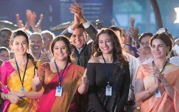 Mission Mangal Trailer: Akshay Kumar, Vidya Balan, Sonakshi Sinha, Taapsee Pannu, Kirti Kulhari Will Take You To Mars