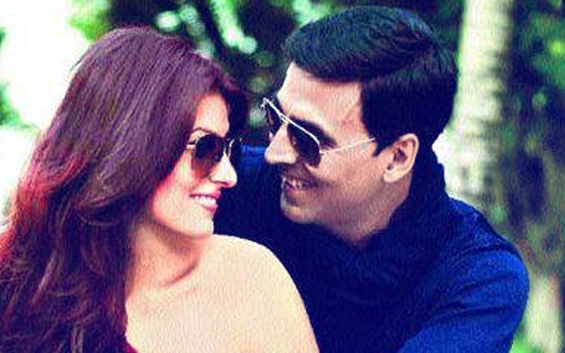 Akshay Kumar Asks Twinkle Khanna To Exercise With Him At 3.30 AM!