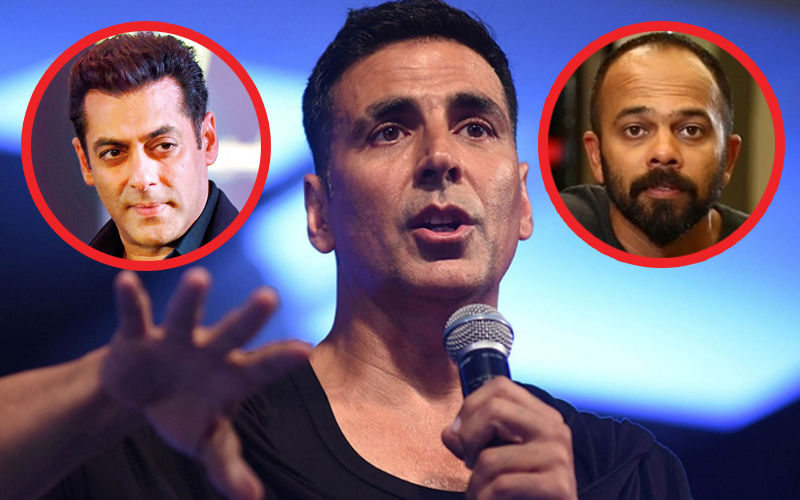 Akshay Kumar Wants Unnecessary Remarks Being Passed About Salman Khan, Rohit Shetty And Himself To Stop. Enough Is Enough!