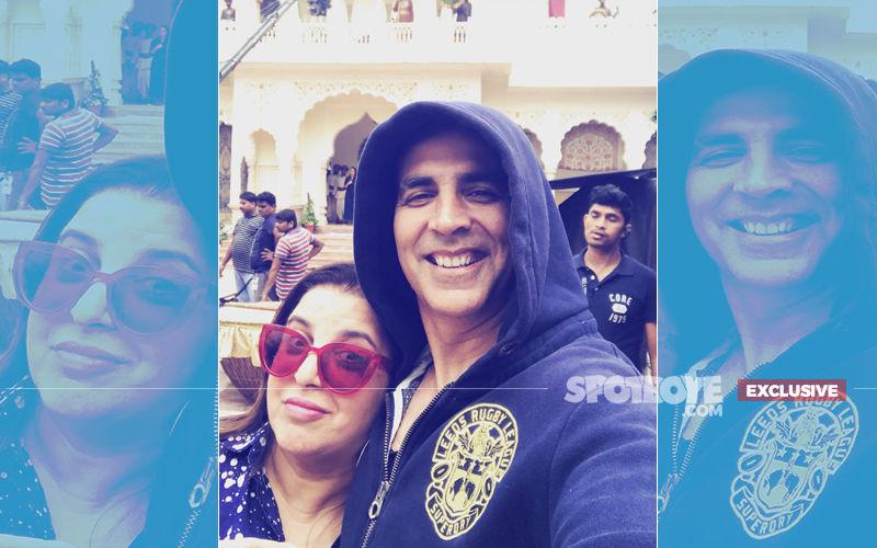 Akshay Kumar-Farah Khan Fight Over, No 'Joke'r Anymore