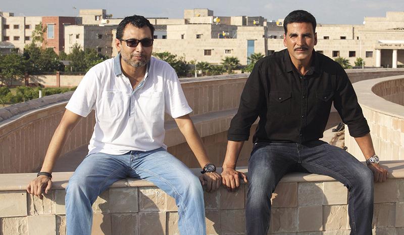 akshay kumar with neeraj pandey