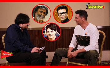 फिल्म केसरी की रिलीज से पहले देखिए अक्षय कुमार का खास इंटरव्यू