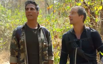 Into The Wild Preview: Akshay Kumar Gives Another Sneak-Peek Of His Adventure With Bear Grylls: 'Brotherhood Is What We Found'- VIDEO
