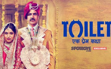 Akshay Kumar's Toilet: Ek Prem Katha Gets A Whopping Rs 52 Crore Offer!