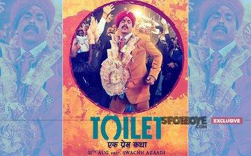 Akshay Kumar's Toilet: Ek Prem Katha Pockets A Superb Deal Of Rs 53 Crore!