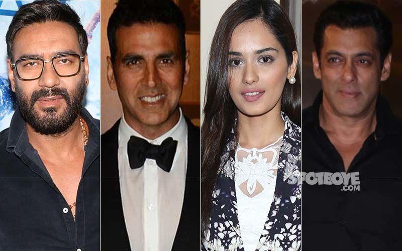 Ajay Devgn-Pranitha Subhash, Akshay Kumar-Manushi Chhillar and Salman Khan-Pragya Jaiswal; 6 Fresh On-Screen Pairs With A Debutante, To Watch Out For