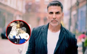 Akshay Kumar Rescues An Artist Who Fell Unconscious On A Harness - WATCH VIDEO