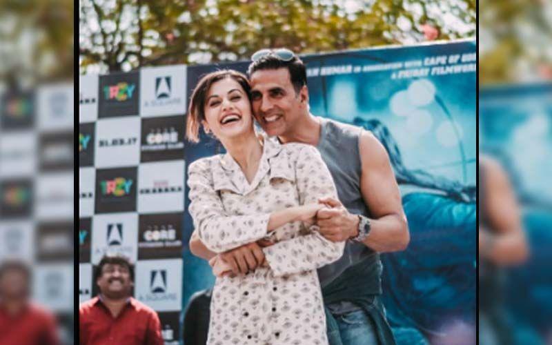 Rashmi Rocket: Akshay Kumar's Response To Taapsee Pannu's Challenge Will Make You Go ROFL