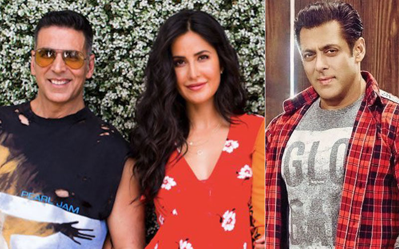 "Katrina Kaif Says Salman Khan ""Loves Akshay Too Much"" To Clash Inshallah With Sooryavanshi"