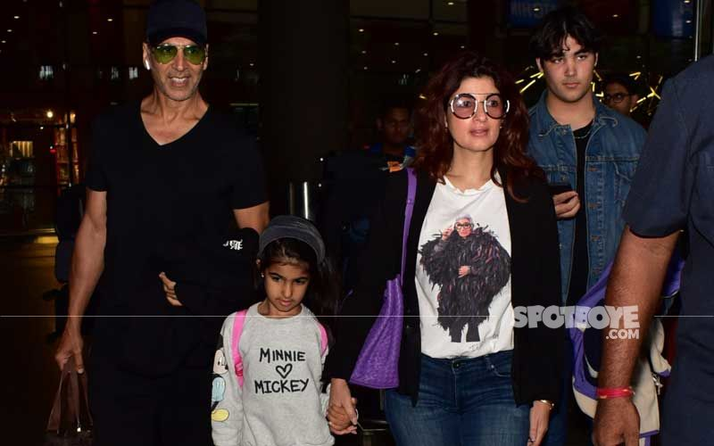 Akshay Kumar Is Disturbed That His Daughter Nitara Refuses To Step Out 'Because Of The Paparazzi'