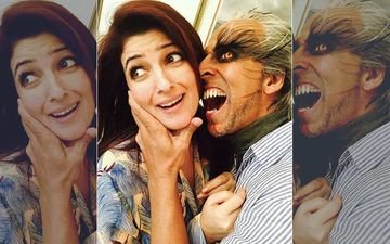 Akshay Kumar's Wedding Anniversary Wish For Twinkle Khanna Is Hilarious; Sends Love To Tina From 'Pakshirajan'