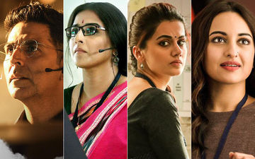 Mission Mangal New Posters: A Day In The Life Of Scientists Akshay Kumar, Vidya Balan, Taapsee Pannu, Sonakshi Sinha
