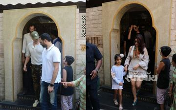 परफेक्ट एक्टर ही नहीं बल्कि पिता भी है अक्षय कुमार, बेटी को मूवी से लेकर रेस्तरां तक घूमते दिखाई दिए