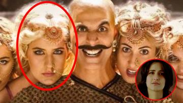 Housefull 4: 'Is That Katrina Kaif?' Ask Fans As Akshay Kumar Shares A Glimpse Of Shaitan Ka Saala Song
