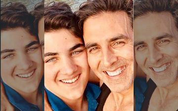 Akshay Kumar Pens Heartfelt Note On Son Aarav's Birthday, Writes, 'I'll Always Be Beside You To Guide You'