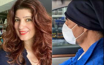 Akshay Kumar Drives Twinkle Khanna To Hospital Amid Lockdown; She Says, 'Don't Have Coronavirus'-VIDEO