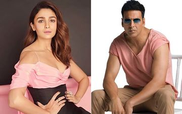 Alia Bhatt Wants To Do A Film Titled Nukkad With Akshay Kumar- Deets Inside