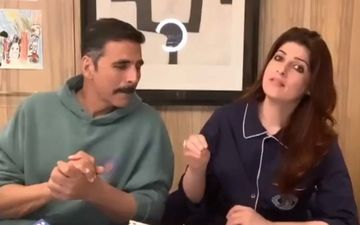 Akshay Kumar- Twinkle Khanna Reveal Who's The Best Chef In The House; Lady Jokes, 'He Knows How To Fry My Brains, Boil My Blood'- VIDEO