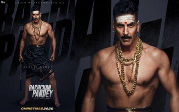 अक्षय ने की अपनी अगली फिल्म 'बच्चन पांडे' की घोषणा, खिलाड़ी का तेवर देखने लायक
