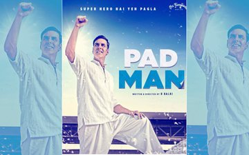 Padman New Poster: 'Super Hero' Akshay Kumar Is Here To Your Rescue!